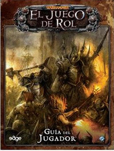 RESEÑA RECUPERADA Warhammer Fantasy: Guia del Jugador. Parte I